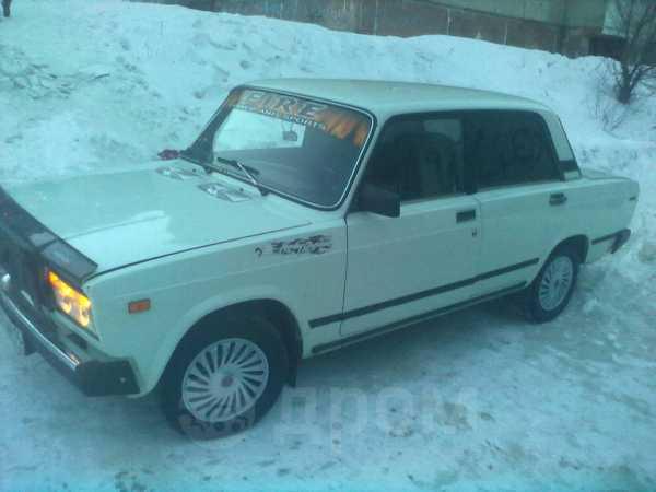 Лада 2107, 1990 год, 60 000 руб.