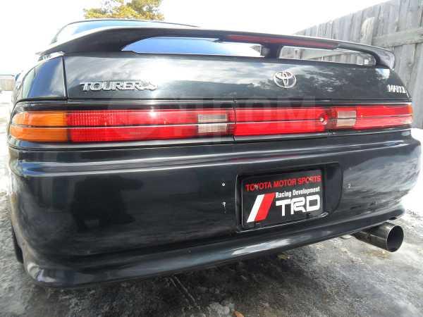 Toyota Mark II, 1996 год, 320 000 руб.