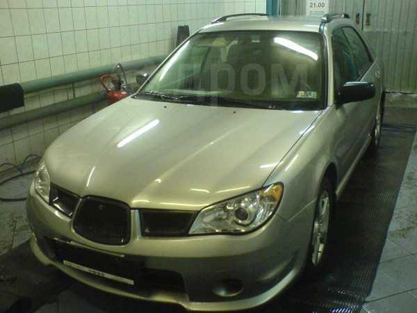 Subaru Impreza WRX, 2007 год, 515 000 руб.