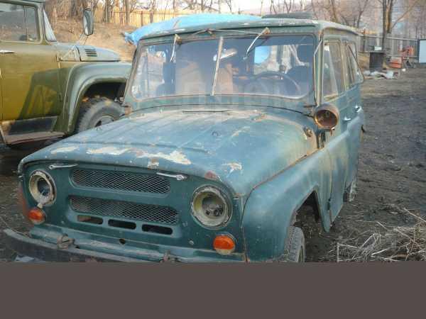 УАЗ 469, 1983 год, 30 000 руб.