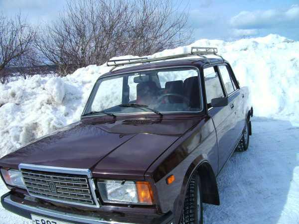 Лада 2107, 2007 год, 150 000 руб.