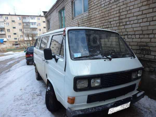Volkswagen Transporter, 1984 год, 120 000 руб.