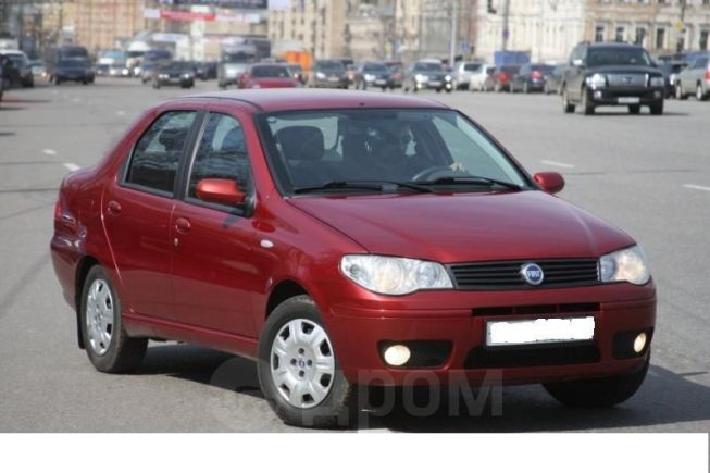Fiat Albea, 2007 год, 270 000 руб.
