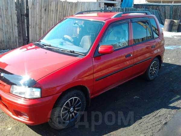 Mazda Demio, 2000 год, 150 000 руб.