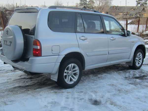 Suzuki Grand Escudo, 2004 год, 585 000 руб.