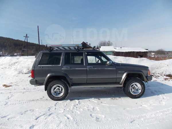 Jeep Cherokee, 1988 год, 265 000 руб.