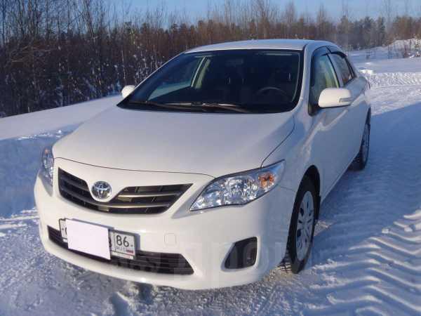 Toyota Corolla, 2012 год, 790 000 руб.