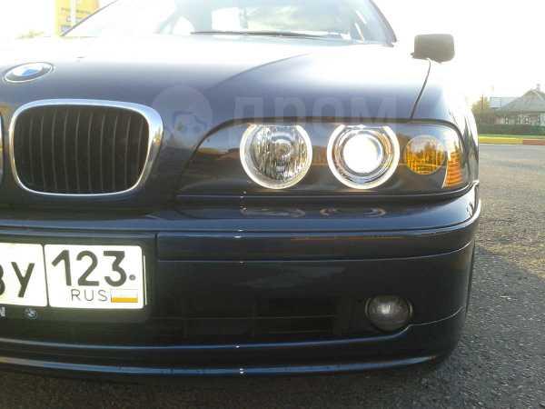 BMW 5-Series, 2002 год, 380 000 руб.