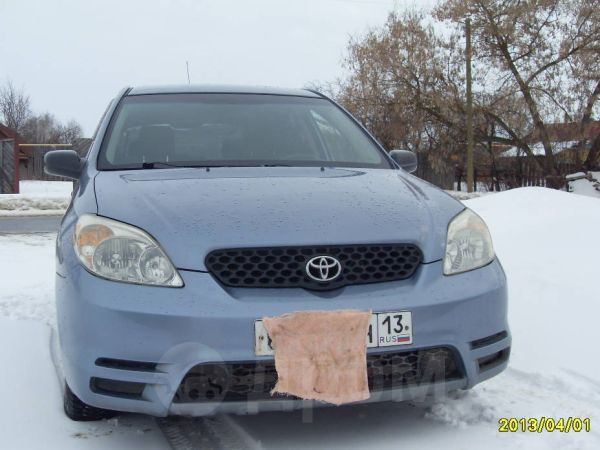 Toyota Matrix, 2003 год, 330 000 руб.