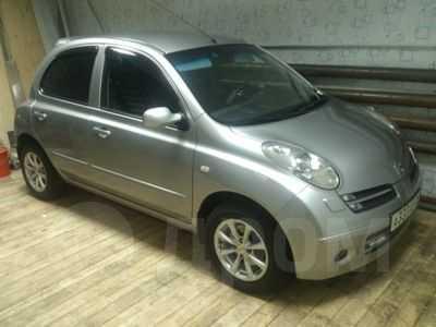 Nissan Micra, 2007 год, 400 000 руб.