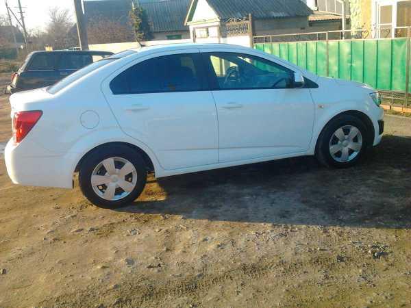 Chevrolet Aveo, 2012 год, 480 000 руб.