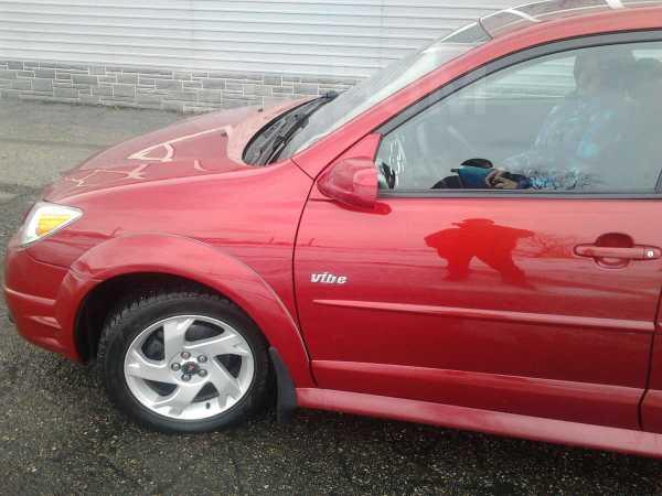 Pontiac Vibe, 2006 год, 560 000 руб.
