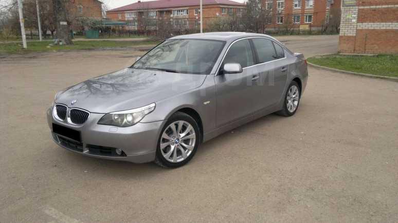 BMW 5-Series, 2006 год, 830 000 руб.