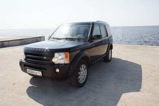 Land Rover Discovery, 2008 год, 1 099 000 руб.