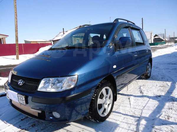 Hyundai Matrix, 2007 год, 423 000 руб.