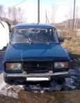 Лада 2107, 1999 год, 63 500 руб.