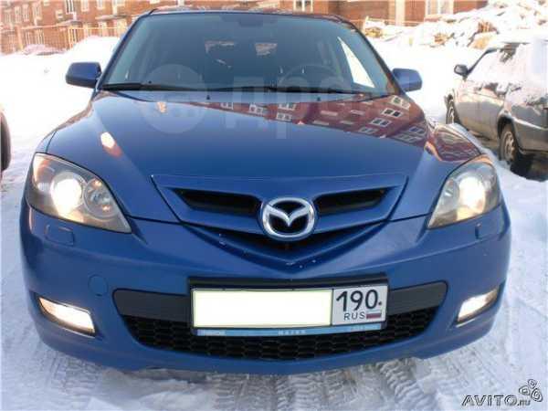 Mazda Mazda3, 2007 год, 485 000 руб.