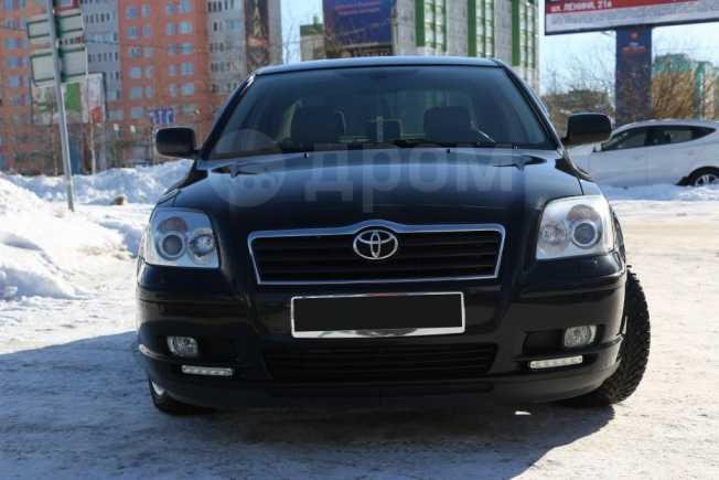 Toyota Avensis, 2006 год, 570 000 руб.