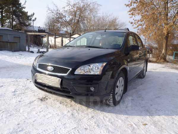 Ford Focus, 2007 год, 450 000 руб.