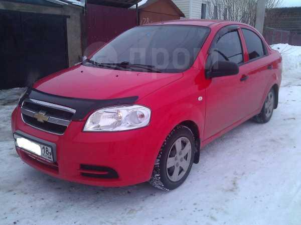 Chevrolet Aveo, 2007 год, 289 000 руб.