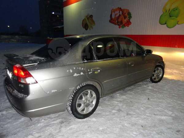Honda Civic, 2003 год, 323 000 руб.