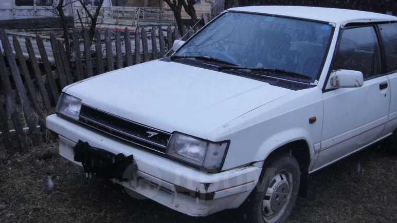 Toyota Tercel, 1985 год, 60 000 руб.