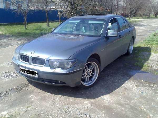 BMW 7-Series, 2001 год, 550 000 руб.