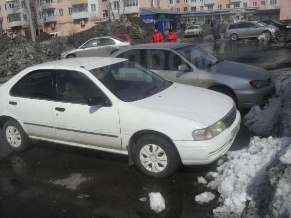 Nissan Sunny, 1995 год, 125 000 руб.