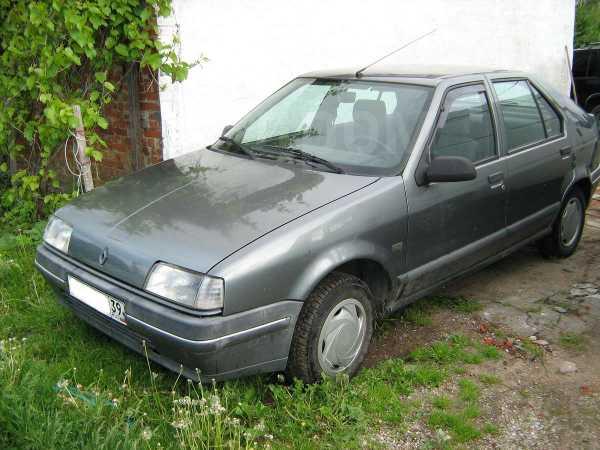 Renault 19, 1992 год, 65 000 руб.