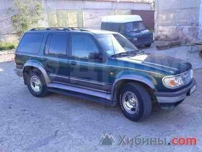 Ford Explorer, 1995 год, 210 000 руб.