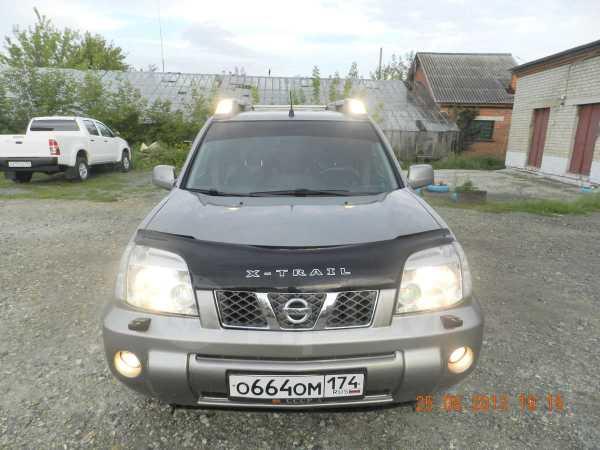 Nissan X-Trail, 2006 год, 500 000 руб.