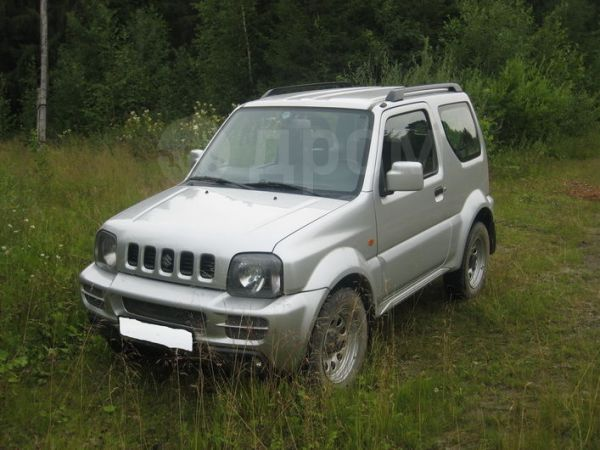 Suzuki Jimny, 2005 год, 390 000 руб.