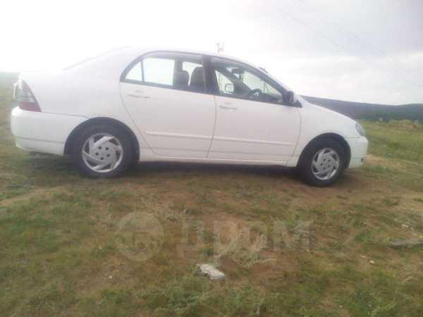 Toyota Corolla, 2001 год, 270 000 руб.