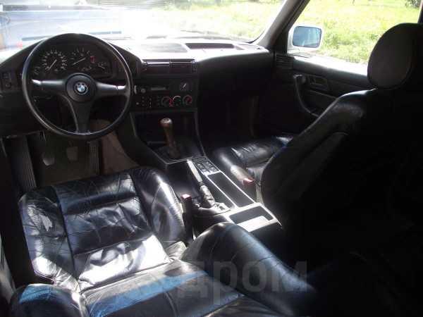 BMW 5-Series, 1989 год, 110 000 руб.