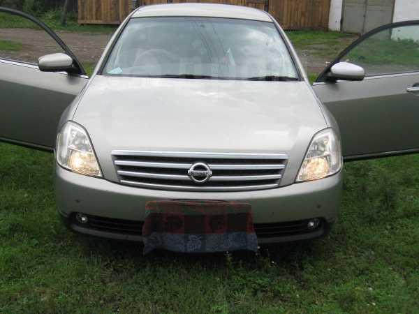 Nissan Teana, 2003 год, 460 000 руб.