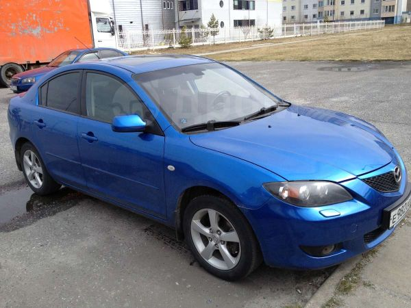 Mazda Mazda3, 2005 год, 370 000 руб.