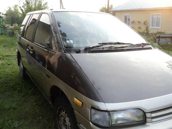 Nissan Prairie, 1991 год, 100 000 руб.