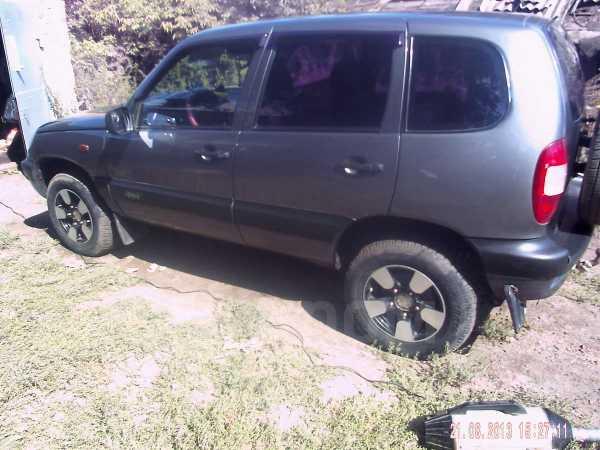 Chevrolet Niva, 2006 год, 255 000 руб.