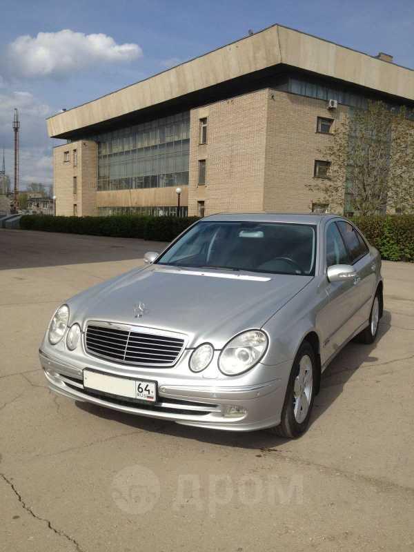 Mercedes-Benz E-Class, 2004 год, 600 000 руб.