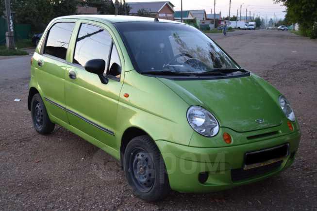 Daewoo Matiz, 2005 год, 205 000 руб.