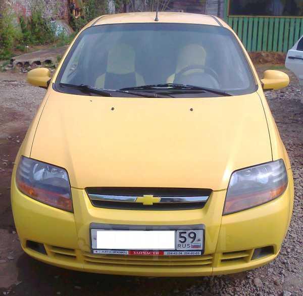 Chevrolet Aveo, 2005 год, 203 000 руб.