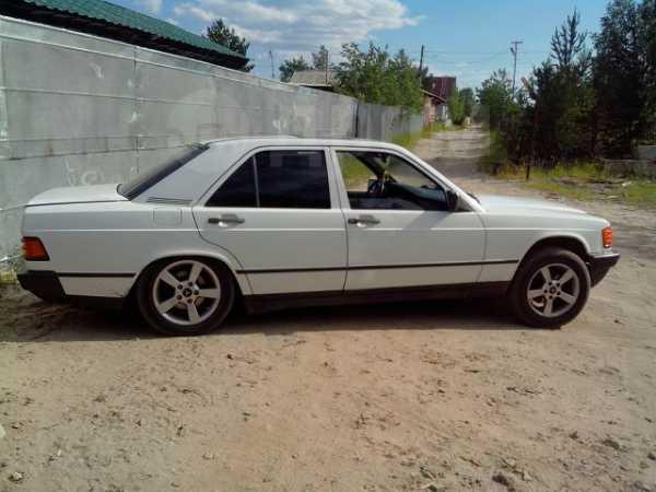 Mercedes-Benz 190, 1989 год, 150 000 руб.