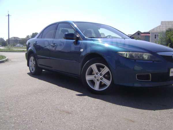 Mazda Mazda6, 2006 год, 425 000 руб.