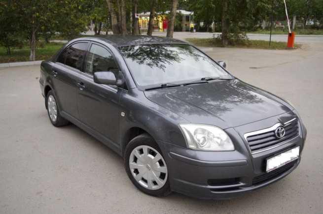 Toyota Avensis, 2005 год, 495 000 руб.