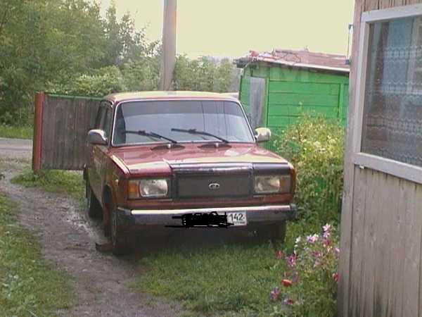 Лада 2107, 1992 год, 19 000 руб.
