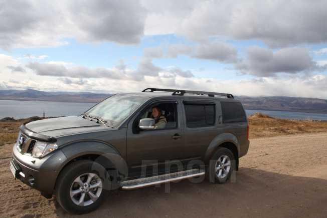 Nissan Pathfinder, 2008 год, 1 100 000 руб.