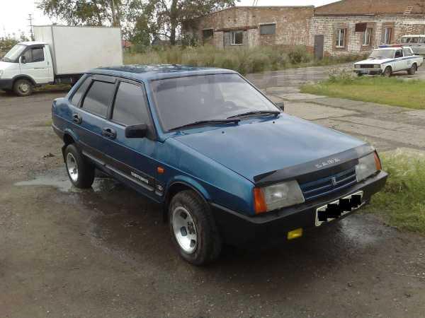 Лада 21099, 1997 год, 55 500 руб.