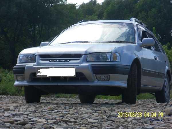 Toyota Sprinter Carib, 1997 год, 163 000 руб.
