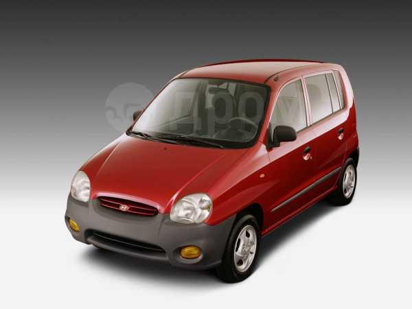 Hyundai Atos, 1998 год, 95 000 руб.