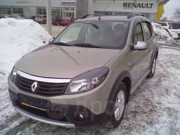 Renault Sandero Stepway, 2011 год, 460 000 руб.